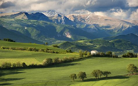 italy landscape wallpaper  baltana
