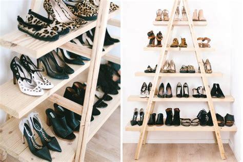 desain rak sepatu kreatif  bisa kamu buat  rumah