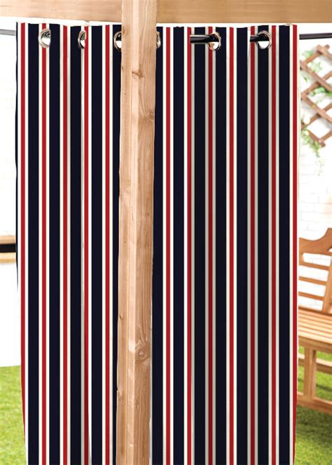 Weather Resistant Curtains 55 Quot X108 Quot C6933 Outdoor Water Resistant Garden Curtains Patio Pergola Gazebo Deco Ebay