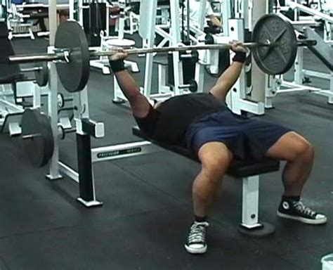 flat bench barbell press best chest workout the top 5 chest exercises