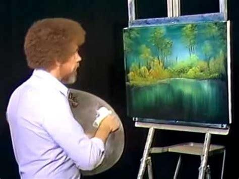 bob ross painting marshlands bob ross the of painting season 6 episode 12