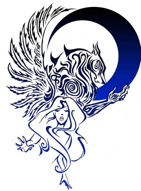 fallen angels tattoo designs fallen designs www imgkid the image