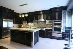 Kitchen design achieves its signature look from the stunning