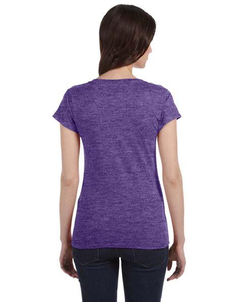 Kaos Junior Tshirt Gildan Softstyle 2 gildan softstyle junior fit v neck t shirt g64vl ebay