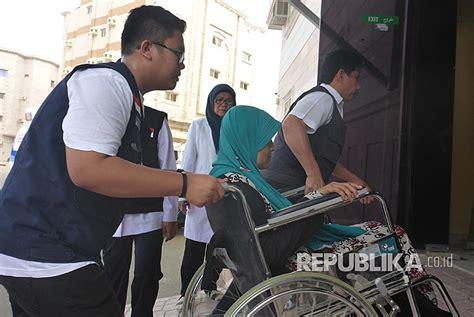 Nabawi Sholeh Teko Air Zamzam dehidrasi perburuk kondisi jamaah risti ihram co id