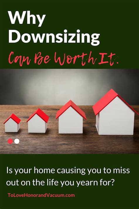downsizing your home downsizing your home to love honor and vacuum