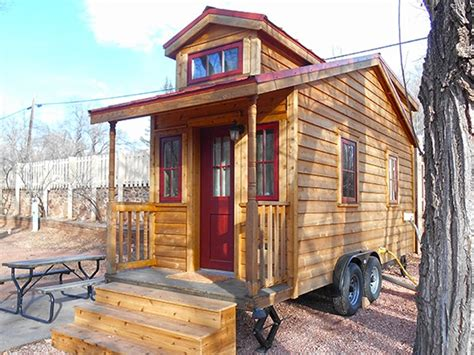 tiny house rental colorado springs tiny house vacation in colorado springs co
