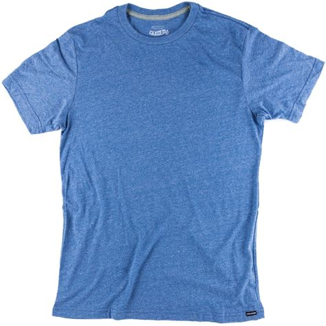 Tshirt T Shirt Air Blue volcom mock twist t shirt airforce blue