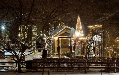 Here Are The Top 10 Christmas Towns In New Jersey Lights Nj