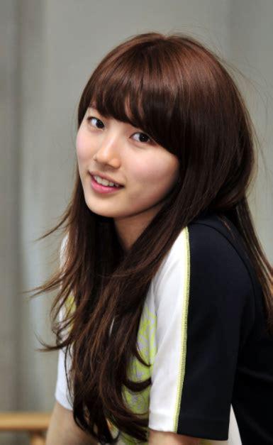 nama potongan rambut wanita korea model rambut indonesia