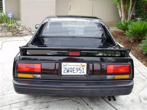 1987 Toyota Mr2 Cargurus
