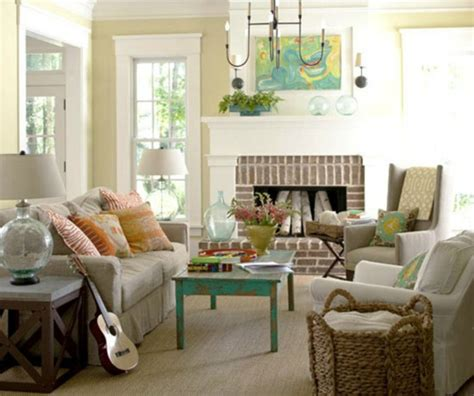 cottage living rooms 10 ways to create coastal cottage style