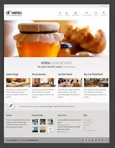 di verso a free html template versatile and responsive