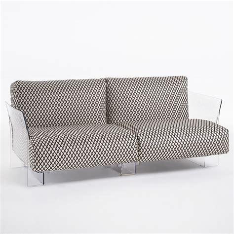 kartell divani pop by sottsass divano di design kartell 2 o 3 posti