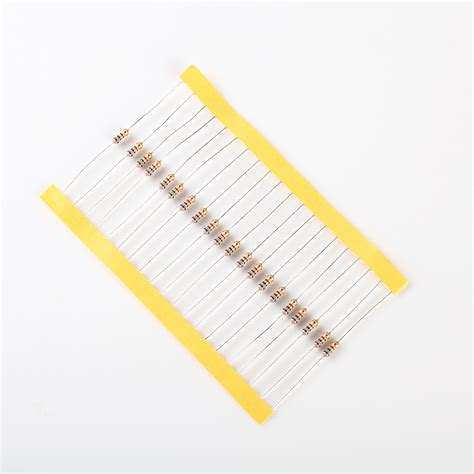 5k ohm resistor data sheet 5k ohm resistor data sheet 28 images 1 5k ohm 1 2w flameproof resistor 10 pcs metal oxide