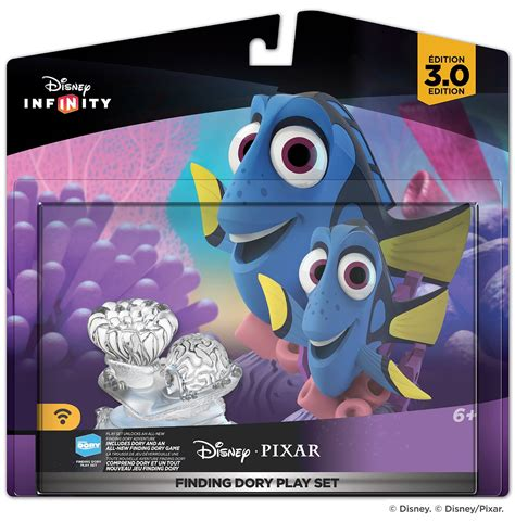 disney infinity cars playset look finding dory play set pictures