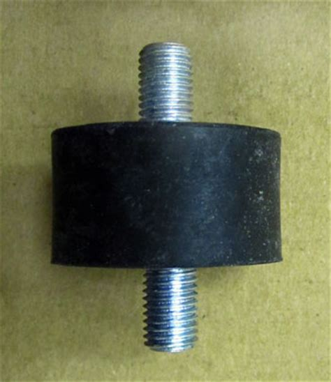 rubber st mounting supplies 06 0622 bonded rubber mount