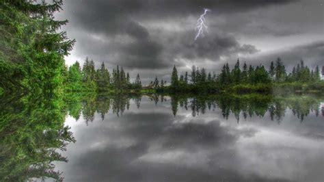 amazing thunderstorm animated wallpaper httpwww