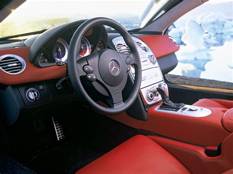 mercedes mclaren interior mercedes benz slr mclaren price modifications pictures