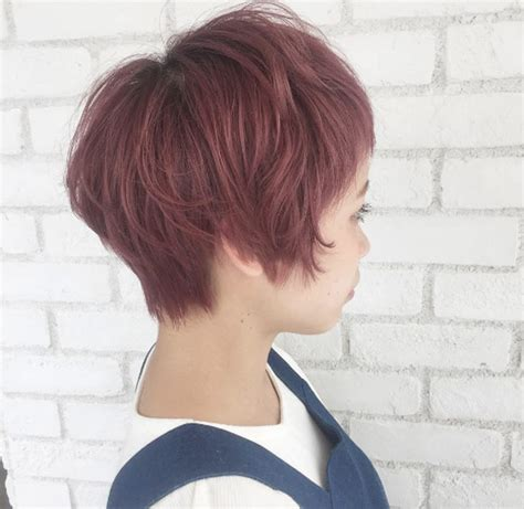 pixie cuts cherry brown 50 incredible pixie haircuts to inspire you all season