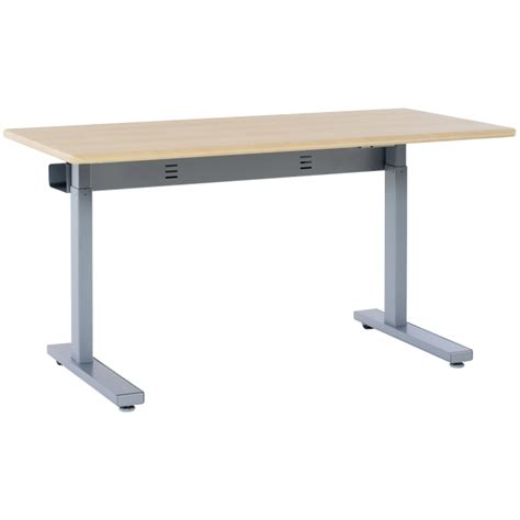 Anthro Desk by Newest Standing Desk Anthro Corporation Mvad48ss Pw Anthro