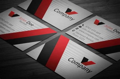 adobe photoshop business card template 378 best free business cards templates images on