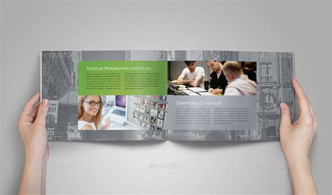 landscape report layout annual report landscape by fathurfateh graphicriver