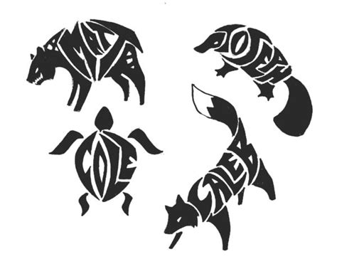 tribal pattern names tribal animal designs name animal tribal tattoos 3 by
