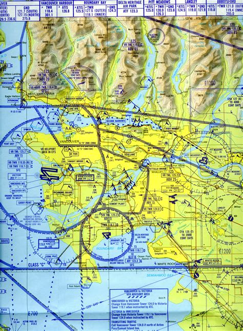 Sectional Air Map Made Of Plastic by Sectional Air Map