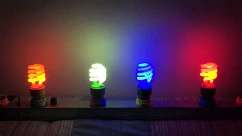 colored light feit colored cfls