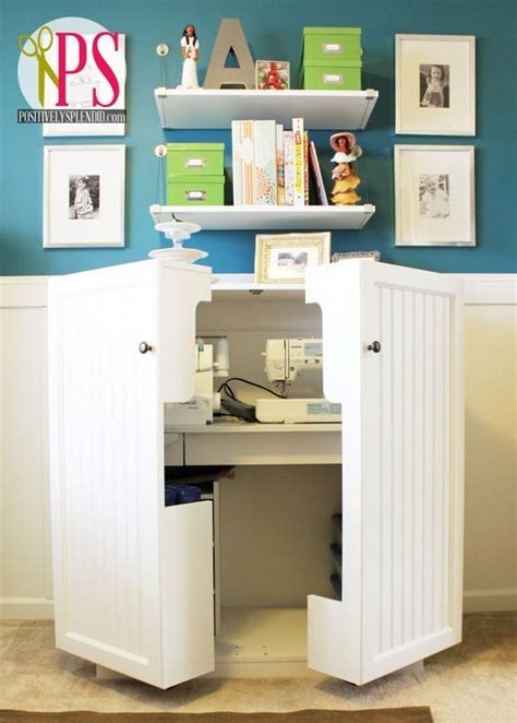 Sewing Armoire Cabinet by 25 Best Ideas About Sewing Cabinet On Craft