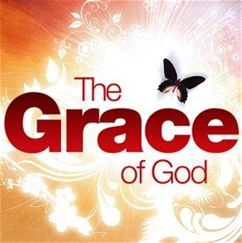 about grace grace to feel redemption