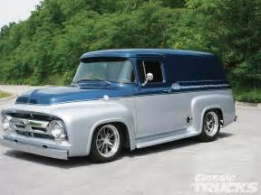 1956 ford f 100 panel rod network
