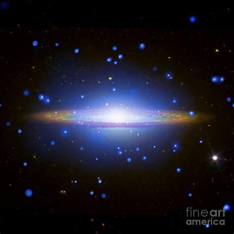 sombrero galaxy nasa sombrero galaxy photograph by nasa