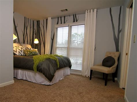 green and gray bedroom photos hgtv