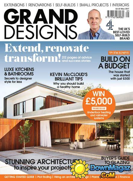 home and design magazine uk grand designs uk 05 2017 187 download pdf magazines
