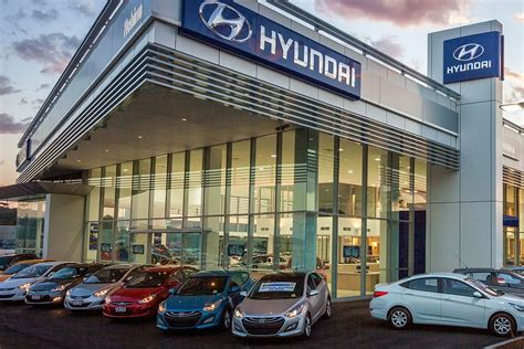 dealership hyundai image gallery hyundai dealers
