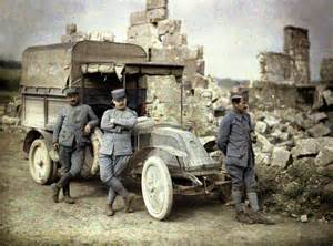 wwi in color fernand cuville s autochrome photos show world war i in color