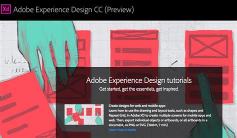 tutorial adobe experience design adobe s new experience design cc is here photoshop