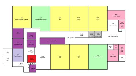 plan the approximate layout of the building southern cross grammar school masterplan