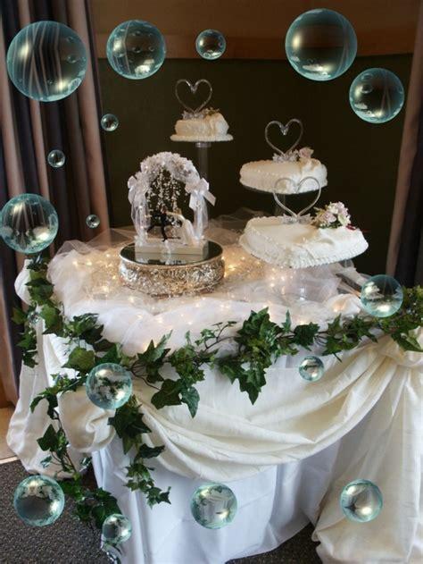 39 best Cake table decor images on Pinterest