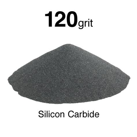 Silicon Carbide Grit 120220 silicon carbide sandblasting abrasive 120 grit 50 lb bag