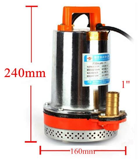 List Pompa Submersible wholesale water pumps motor price list practical price 12v dc submersible water