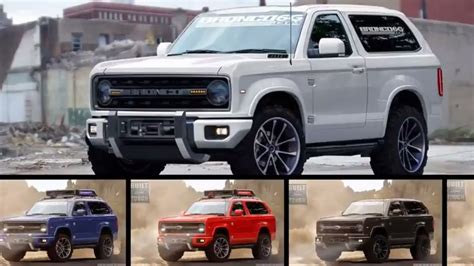 ford bronco 2020 interior 2020 ford bronco review youtube