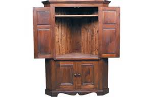 Tv Armoire Cabinet Corner Tv Armoire Kate Madison Furniture