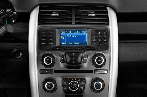 ford audio and 2014 ford edge reviews and rating motor trend
