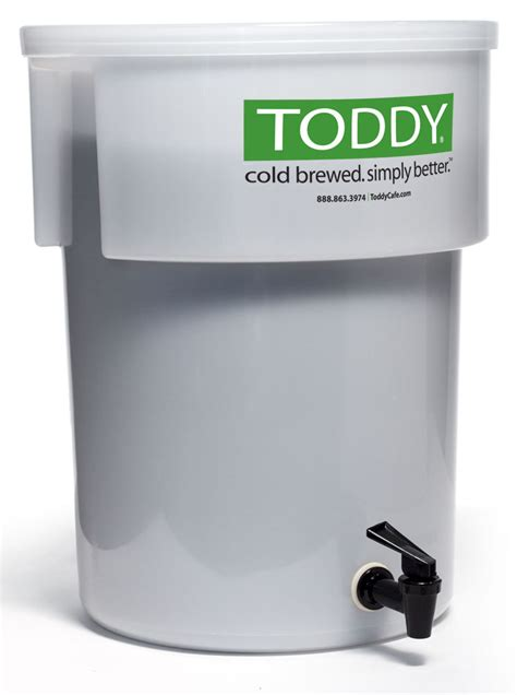 toddy cold brew system commercial model