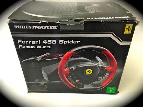 Buy Thrustmaster Spider Racing Wheel 1000 Ideas About Racing Wheel On Wheels Car