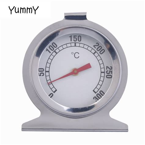 Jual Termometer Oven Stainless Steel Analog Thermometer Max 300c oven temperature reviews shopping oven
