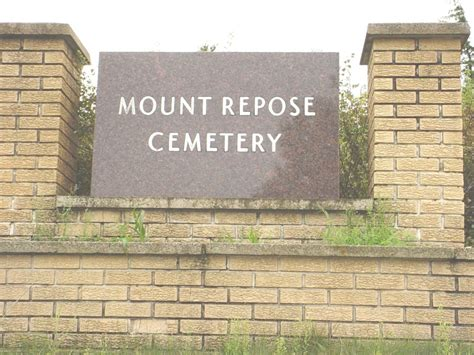 Wi Marriage Records County Wisconsin Mount Repose Cemetery Family